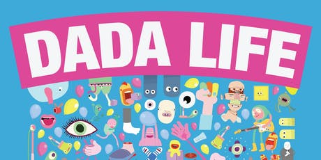 DADA LIFE: Dada Land 10 Years Tour at 1015 FOLSOM tickets