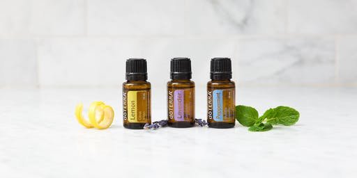 Essential oil roller make & take class