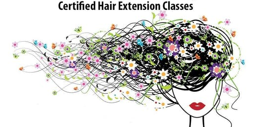 FREE Hair Extensions FYI and Q&A class by SHEE Academy
