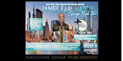 James Earl Hardy Chicago Book Tour (West)