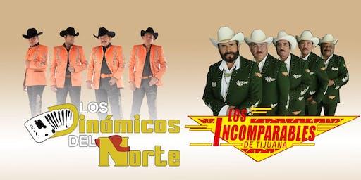 Los Dinamicos Del Norte & Los incomparables De Tijuana