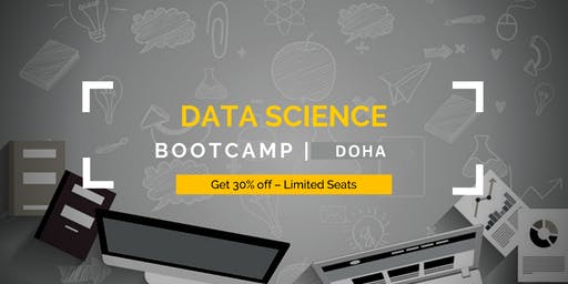 3 days Bootcamp on Data Science & Machine Learning with R in Doha Qatar(EARLY BIRD OFFER: USD 799)