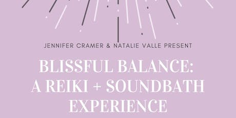 Blissful Balance: A Reiki + Soundbath Experience tickets
