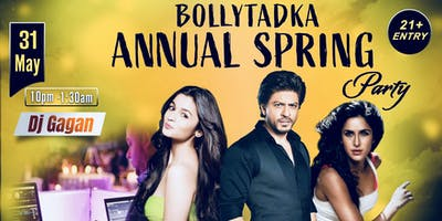 Bollywood Annual Spring Party