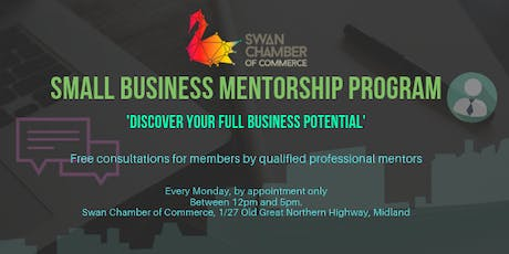 Business Mentorship Program: Consultations tickets