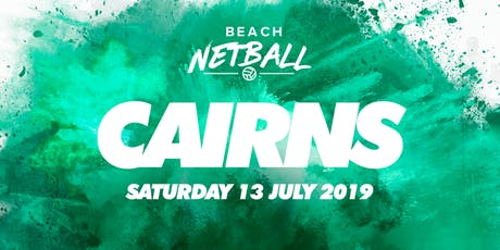 Beach Netball | Cairns - Seniors tickets