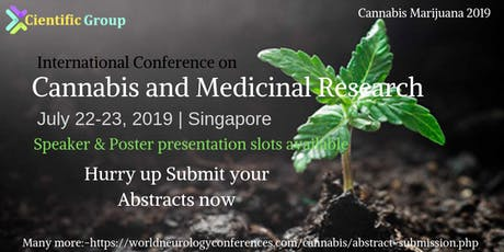 International Conference on Cannabis and Medicinal Research tickets