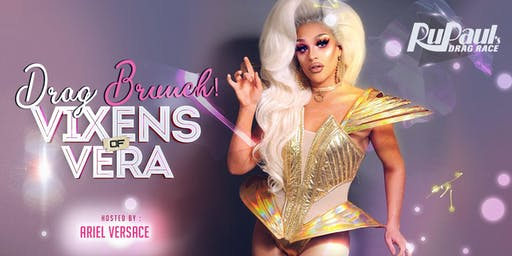 Vixens of Vera Drag Brunch