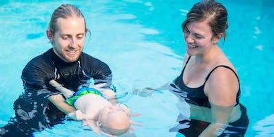 Fluid Beginnings: a Watsu for Babies Class