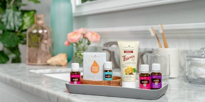 Essential Oils for Natural Health and Wellness
