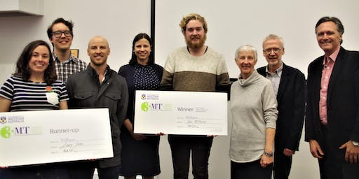 Three Minute Thesis (3MT) Competition - Finals