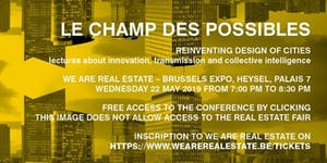 Le Champ des Possibles - Reinventing design of cities
