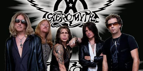 """""""Aeromyth""""  Aerosmith Trubit Band with special Guests """"Guild of Ages"""" tickets"""