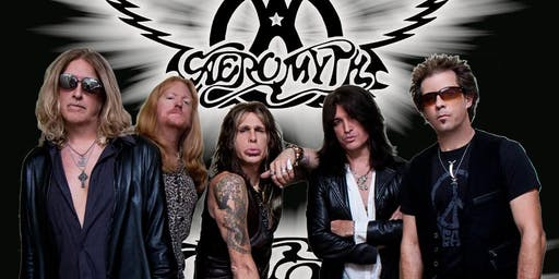 """""""Aeromyth""""  Aerosmith Trubit Band with special Guests """"Guild of Ages"""""""