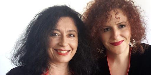 Elena Kats-Chernin and Tamara-Anna Cislowska