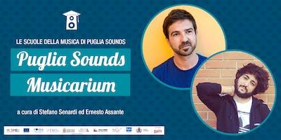 """Social Media Marketing"" con Giuseppe Tatoli e Claudio Morgese (h 16:00)"