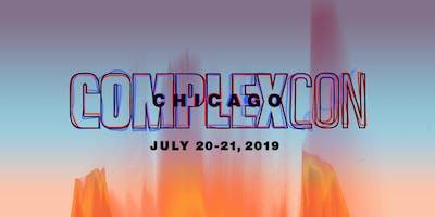 ComplexCon Chicago 2019