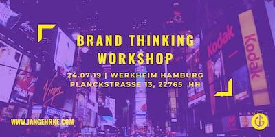 Brand Thinking Workshop - Markenbildung und Positionierung