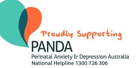 Xmas in July Luncheon Fun-raiser supporting PANDA tickets