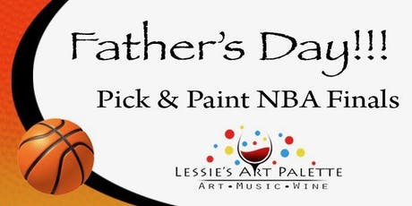 Father's Day Pick and Paint tickets
