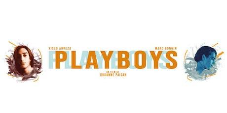 """Playboys"" Premiere entradas"