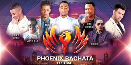2nd Annual Phoenix Bachata Festival tickets