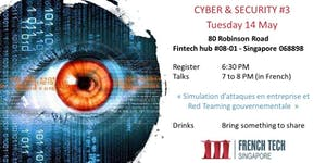 French Tech Cyber Security Gathering #3