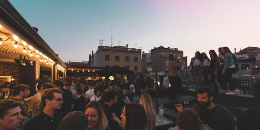 High Thursdays Free Rooftop Party