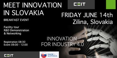 Manufacturing and innovation at CEIT a.s