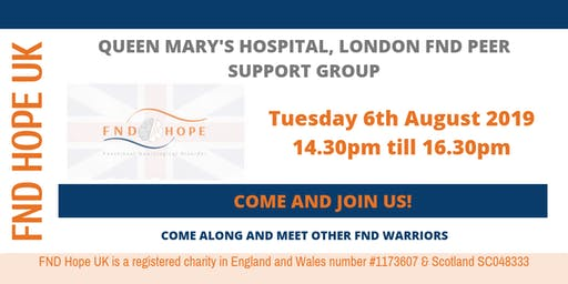 QMH London Peer Support Group