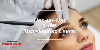 One-on-One Microblading 3-Day Course