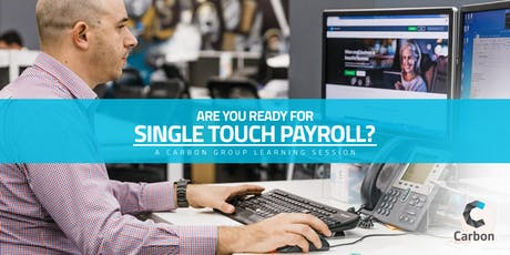 Single Touch Payroll - Get Ready! tickets