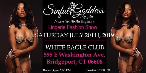 Sinful Goddess Lingerie Launch