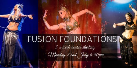 Fusion Foundations tickets