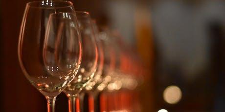 Sense 5 blindfolded wine tasting tickets