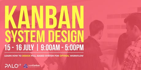LKU Kanban System Design Training - July 2019 tickets