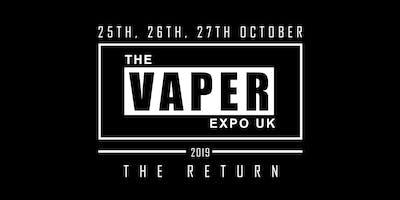 The Vaper Expo UK - The Return 2019
