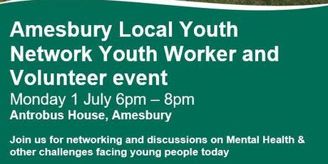 Local Youth Network Youth Worker & Volunteer event tickets