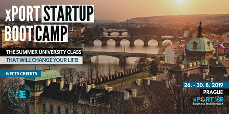 xPORT Startup Bootcamp tickets