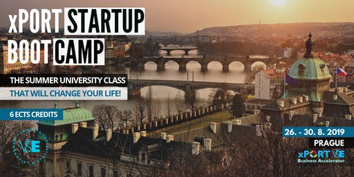 xPORT Startup Bootcamp