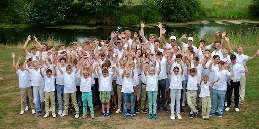 Jugend & Kinder Golf Sommercamp 2019