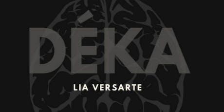 "Presentación de ""Déka"", escrito por Lia Versarte entradas"