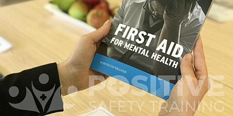 Level 2 Award in First Aid for Mental Health (RQF) - London tickets