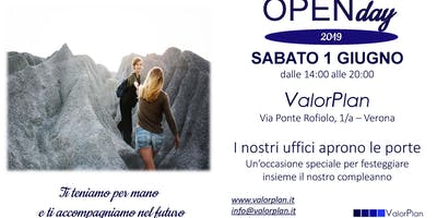 Open Day ValorPlan