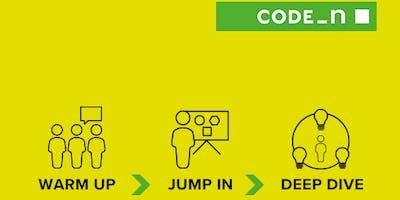 WARM UP for Employer Branding powered by CODE_n und emplify