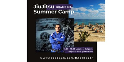 #JIUJITSU Summer Camp 2019 with BAGIRBJJ