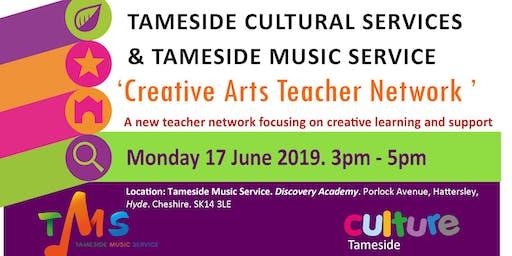 Creative Arts Teacher Network