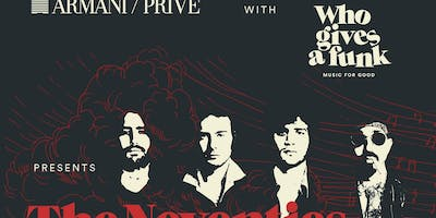Who Gives a Funk #3 at Armani/Privé Club feat. The Neventies