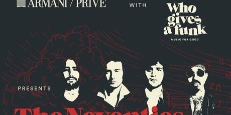 Who Gives a Funk #3 at Armani/Privé Club feat. The Neventies biglietti