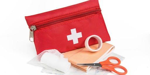 Emergency First Aid at Work - Training - Islay